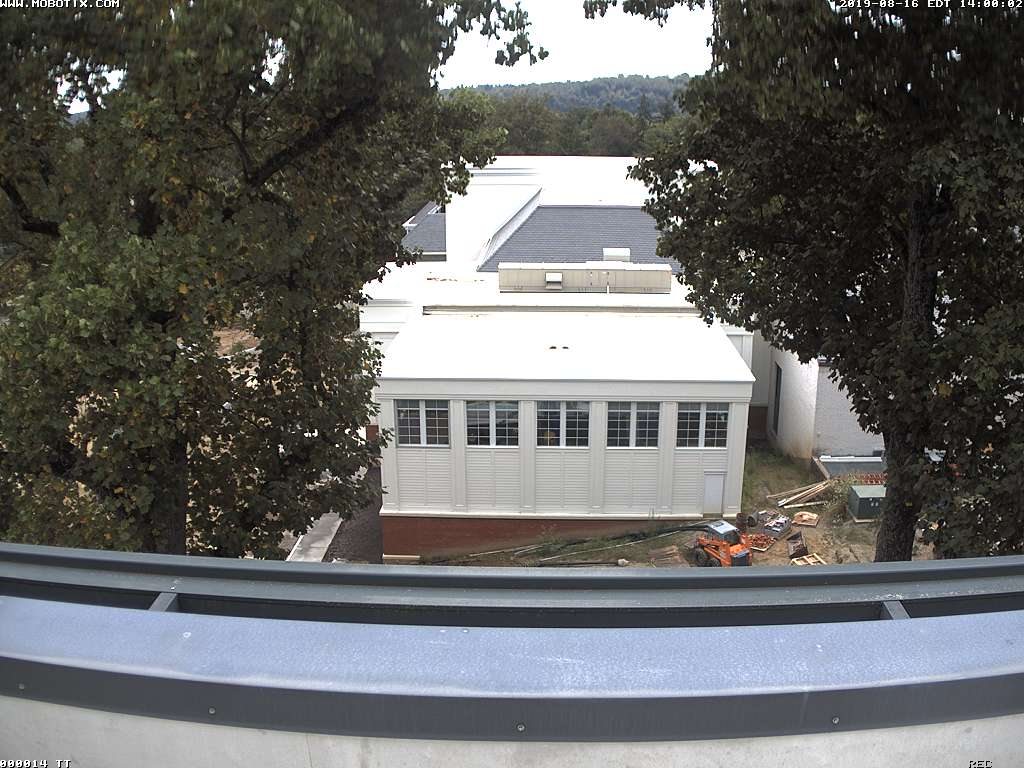 Current View of the Construction Site 1